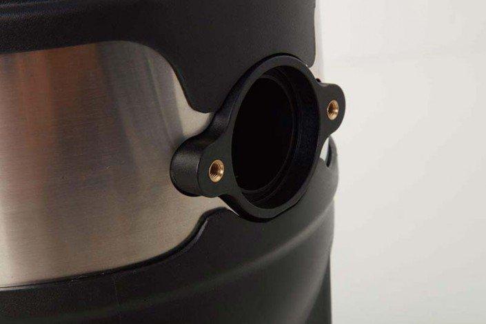 نمای خروجی اتصال دستگاه زباله خرد کن مدرن کیچنز